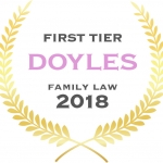 Family - First Tier - 2018