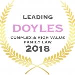 Family - High Value - Leading - 2018