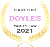 Doyles Family Law - First Tier - 2019